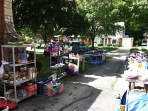 2011 Garage Sale photo 2
