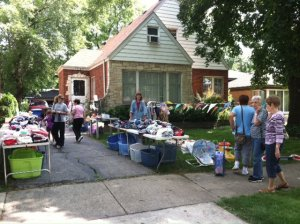 2011 Garage Sale photo